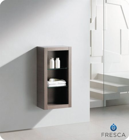 Fresca FST6260ES Torino Tall Bathroom Linen Side Cabinet in
