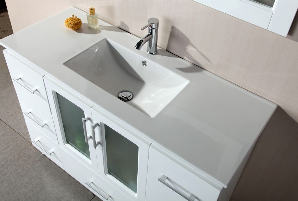 48 Inch Bathroom Vanity Set