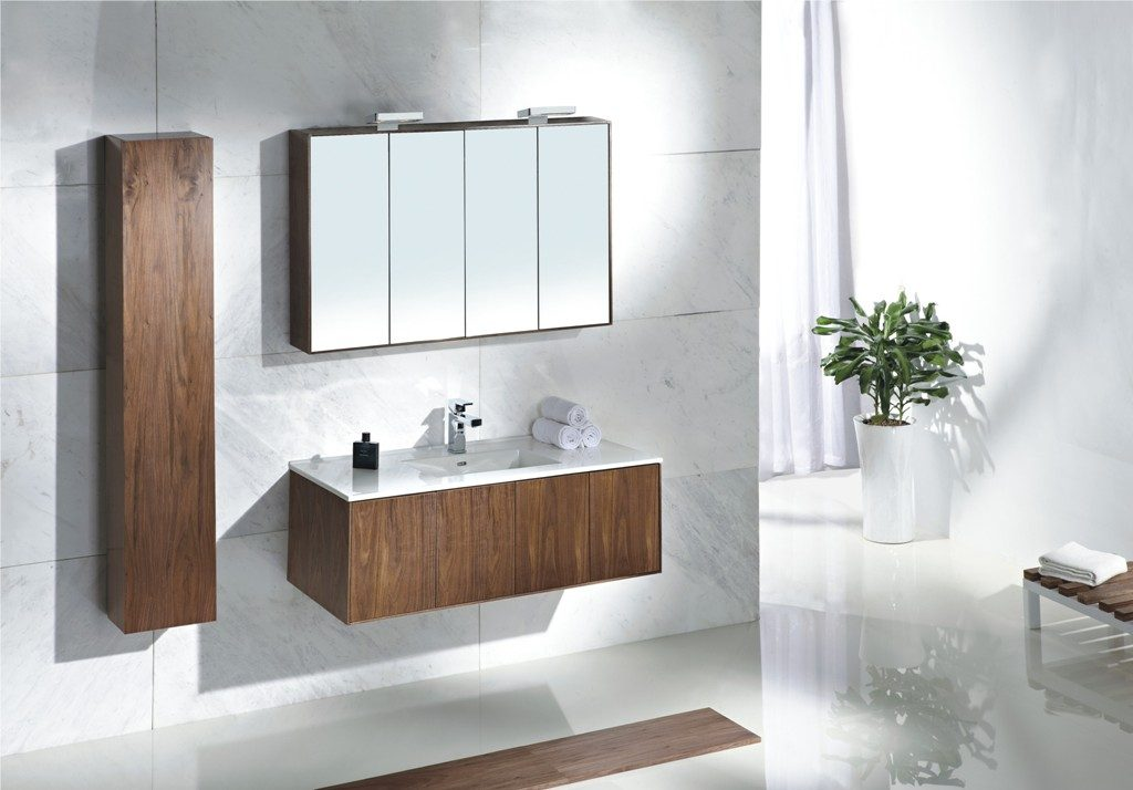 Modern bathroom vanities by attractive prices