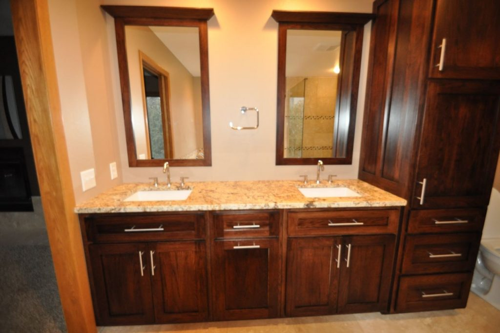 Double Sink Bathroom Vanity Archives Faucets Mosaic Kitchen - Bathroom vanity renovations