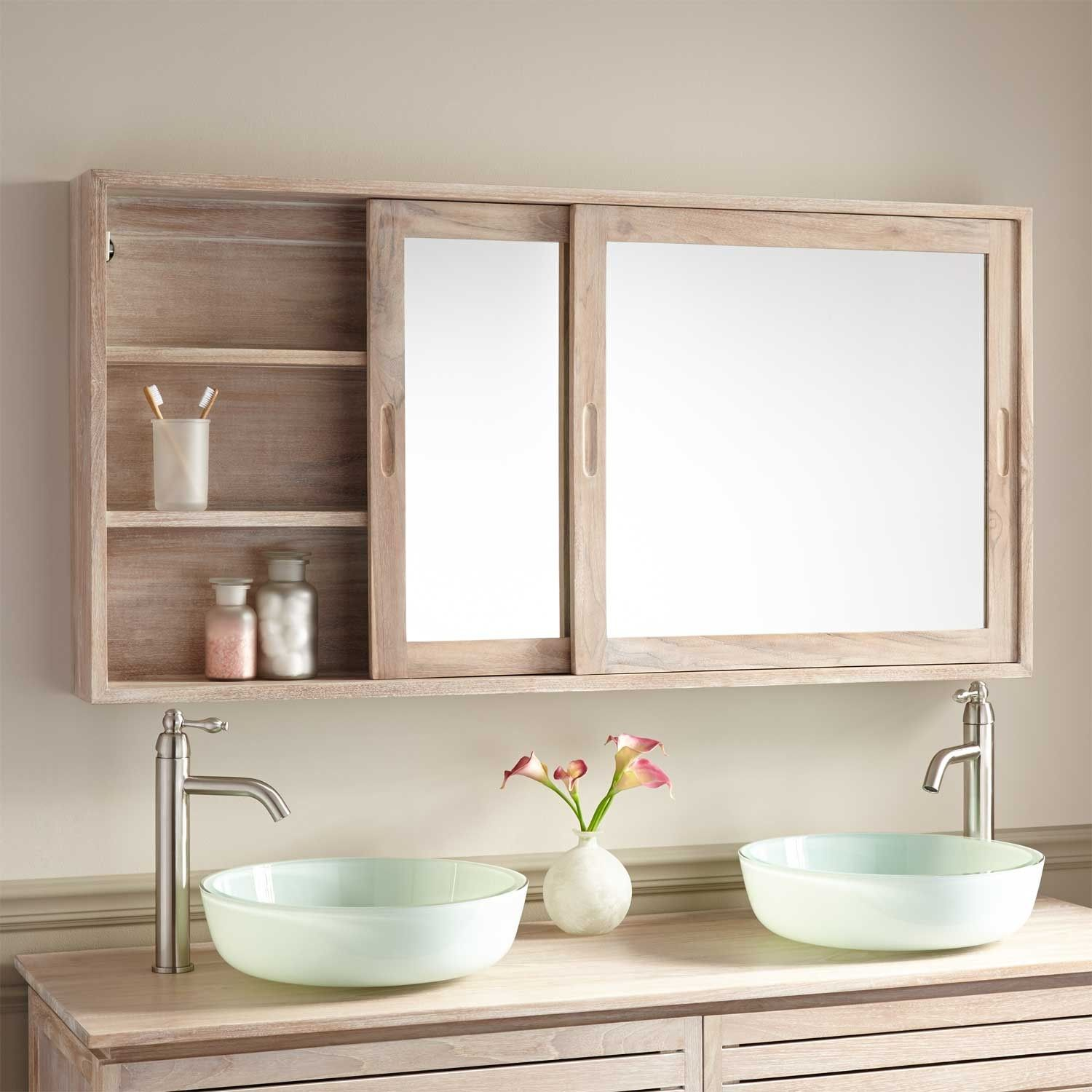 Bathroom Mirror Cabinet For Any Taste And Budget